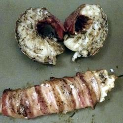 Cook California Spiny Lobster: Baja style and bacon wrapped